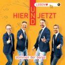 """STIMMEN DER BERGE <br>Video-Premiere ihres Titels """"Hier und jetzt"""" am 22.10.2021 in der Sendung """"Musik für Sie""""!"""