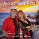 """DUO SCHLAGERHERZ <br>Das vielleicht älteste Newcomer-Duo der Schlagerszene stellt sich mit dem Reggae-Song """"Sonne, Strand und blaues Meer"""" vor!"""
