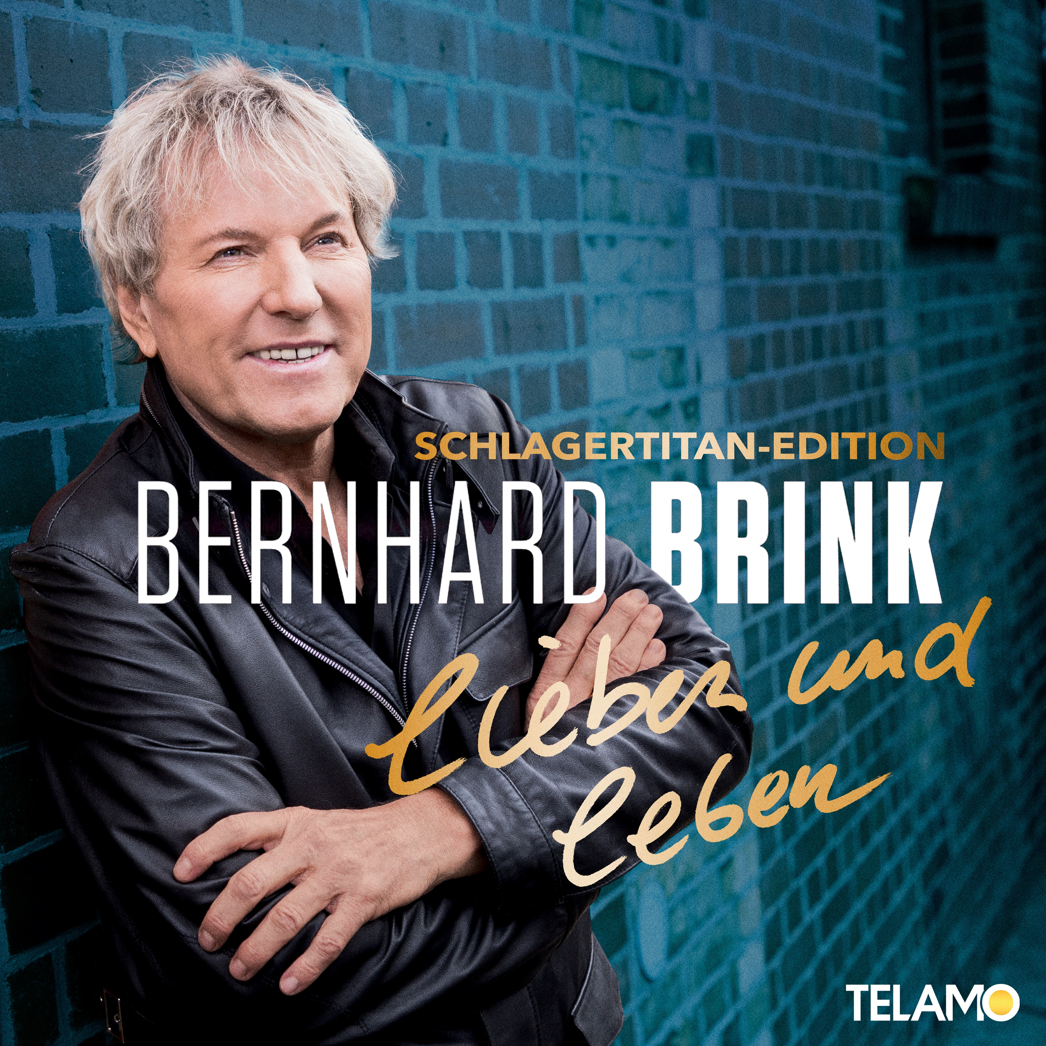 BERNHARD BRINK * lieben und leben – Schlagertitan-Edition (Doppel-CD)