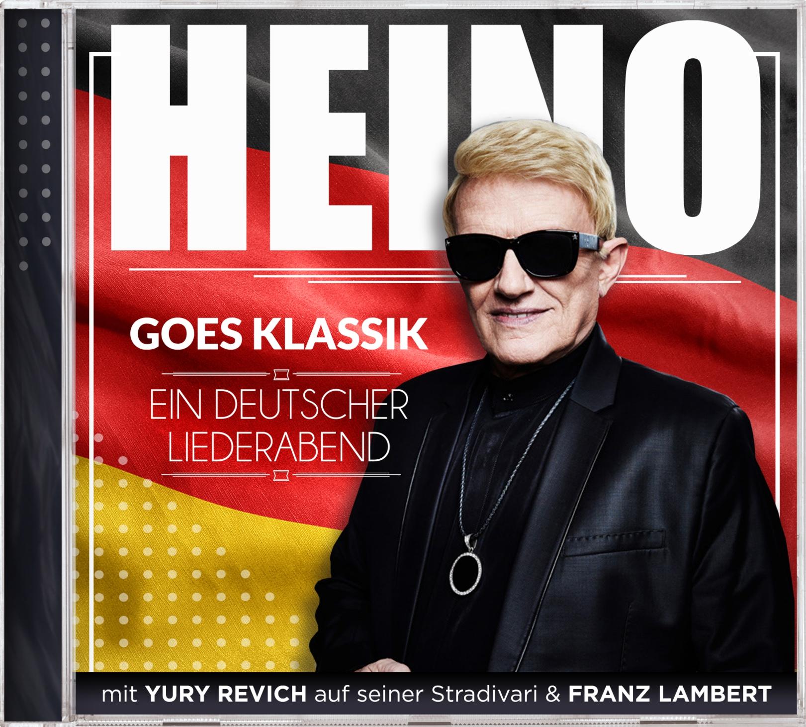 HEINO * Heino goes Klassik - Ein deutscher Liederabend (CD)