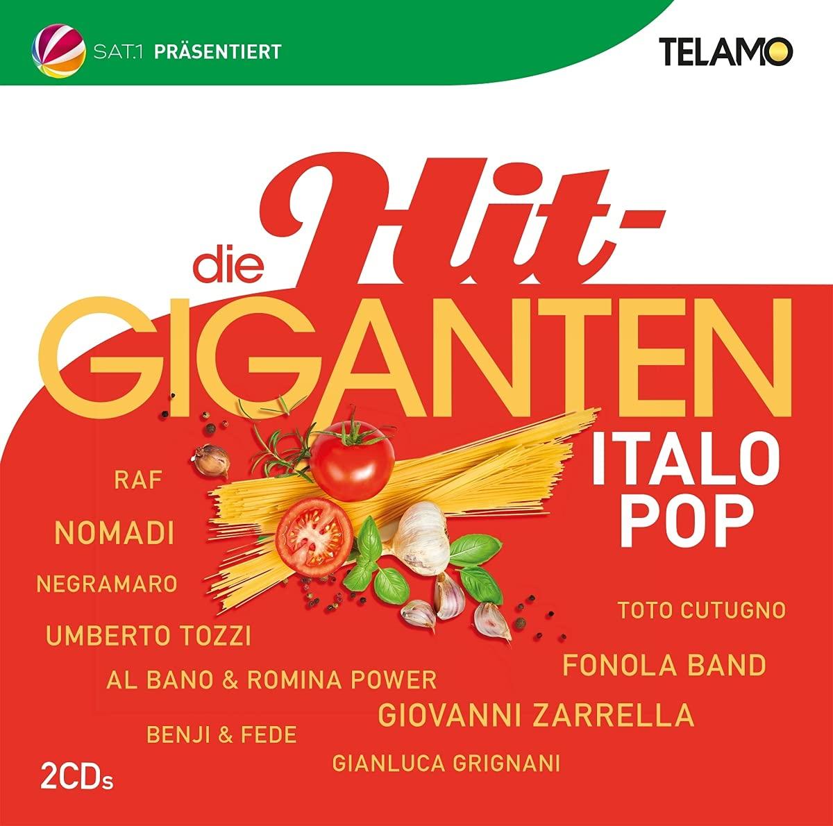 DIVERSE * Die Hit-Giganten - Italo Pop (Doppel-CD)