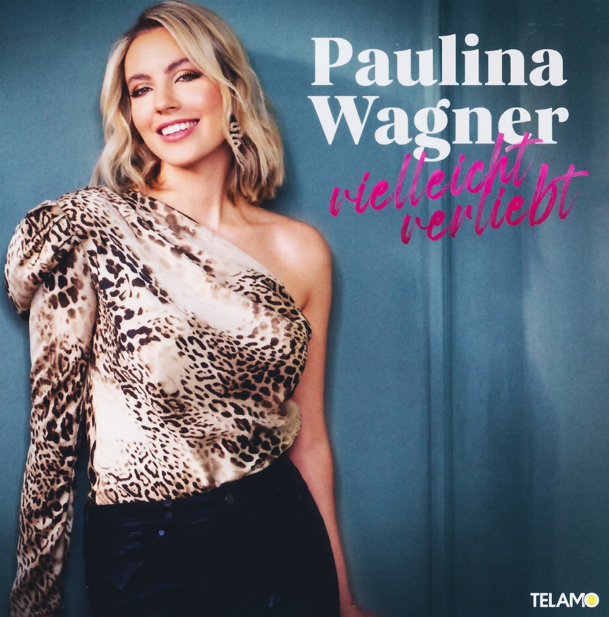 PAULINA WAGNER * Vielleicht verliebt (CD)